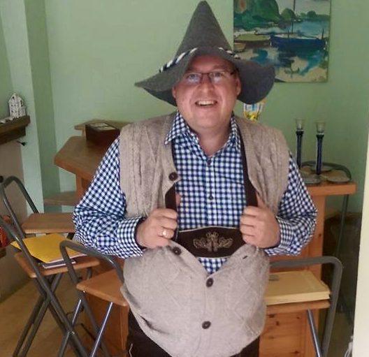 Zünftig geht es zum Diedersdorfer Oktoberfest