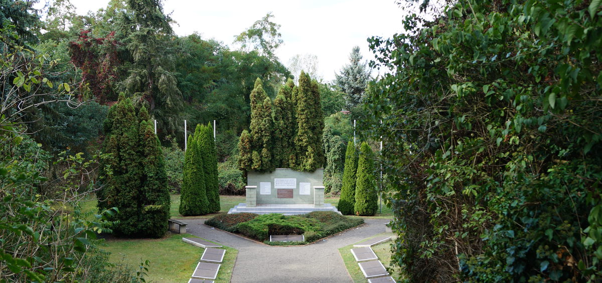 Gedenkstätte für die Opfer des Faschismus