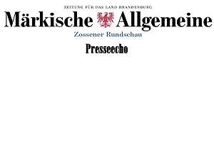 Presseecho Ärger ums Parken in der Teltower Straße