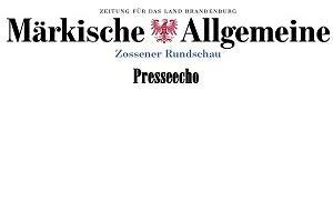 Presseecho Großbeeren: Impfproblem soll gelöst werden
